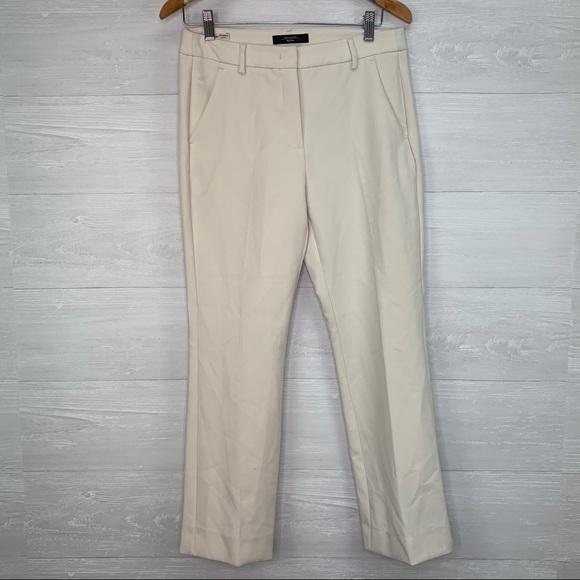Weekend MaxMara Alcide Capri Trousers Size 8